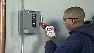 Lockout Tagout Authorized Employees